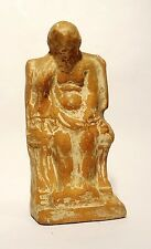 STATUETTE ROMAINE ZEUS - 2°/3° S.-  200/300 AD - ANCIENT ROMAN FIGURE GOD ZEUS