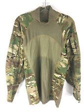 Multicam Army Combat Shirt, Flame Resistant OCP Uniform ACS, Extra Small, USGI