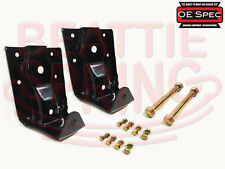 Rear Leaf Spring Rear Hanger Bracket for Chevy GMC Trucks  OE Spec  (Pair)