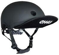 ENNUI Elite black Peak Helm helmet protection skate bmx mtb scoot inline wcmx