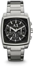 ARMANI EXCHANGE MEN'S CHRONOGRAPH BLACK DIAL TOP WATCH AX2253
