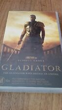Gladiator - Russell Crowe - Vhs Video Tape