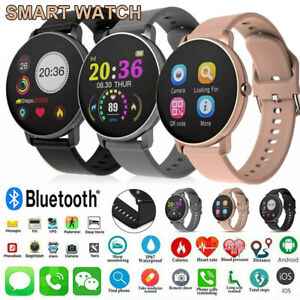 Waterproof Smart Watch Heart Rate Monitor Fitness Tracker for Android iPhone UK