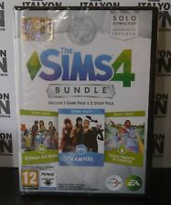 [Espansione] PC/MAC The Sims 4 Bundle Pack 4 Vampiri  *NUOVO e SIGILLATO!
