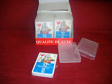 CARTE DA POKER - CARTE PLASTIFICATE SIGILLATE - CARD DRAW - TEXAS HOLD'EM