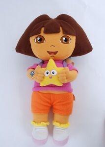 DORA THE EXPLORER Kids Girls Soft Cuddly Stuffed Plush Toy kids Doll