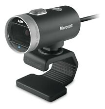 Microsoft LifeCam Cinema HD USB Webcam (Black)