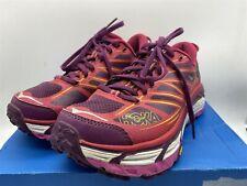HOKA One One Mafate Speed 2 Pink Womens Trail Running Trainers Shoes UK 5 EU 38