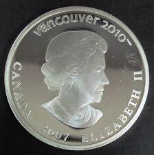 C056-67 # CANADA | SILVER, THE VANCOUVER OLYMPICS, 25 DOLLARS, 2010, KM#742, BU