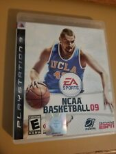 New listing NCAA Basketball 09 Sony PlayStation 3 2008 Complete Tested VGC EA Kevin Love