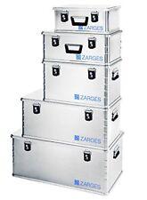 Zarges caja de aluminio Tamaño grande 135 L