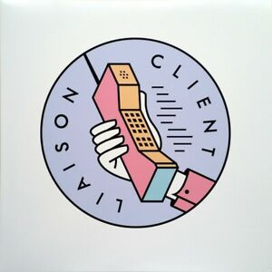 Client Liaison (Remastered) EP Pink Vinyl Limited to 500 copies worldwide