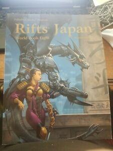 Rifts Japan World Book Eight