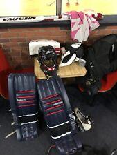 vaughn goalie pads size 36 + 2 pro n gloves