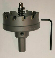 "Qk Saw 3880, 2-1/2"", Assembled Hole Saw Hole Cutter, Tct Tungsten Carbide"