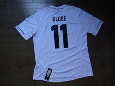 Germany #11 Klose 100% Original Soccer Jersey Shirt L 2012/13 Home BNWT