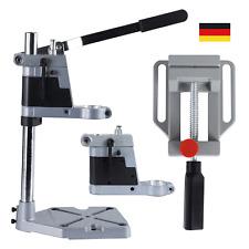 Bohrständer Halterung Bohrmobil Bohrführung Bohrmaschine &Schraubstock Stabil