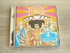 JIMI HENDRIX rock CD psych *BLUE HYPE STICKER* Axis: Bold As Love the experience