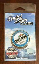 2017 Dale Earnhardt Jr LAST FINAL Daytona 500 Serialized Coin HMS Hendrick
