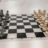 Chess Vintage Ussr Soviet Set Russian Antique Tournament Rare Full Old Classic