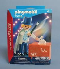 Playmobil Magician / Wizard Magic Box Wand & Rabbit  Party / Circus 70156 NEW
