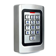 IP68 RFID EM Card Reader For Home Door Access Control Keypad Entry Controller