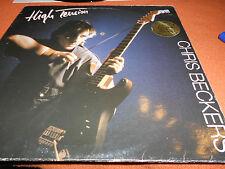 Chris Beckers high tension,Cris Crazz,CCR 016 von 1986