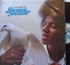 MICHAEL JACKSON ~ Best Of ~ VINYL LP