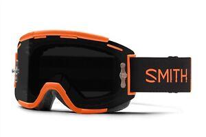 Smith Squad MTB/Bike Goggles, Cinder Haze, ChromaPop Sun Black Lens + Bonus New