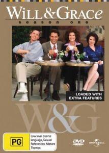 Will & Grace : Season 1 (DVD, 2007, 4-Disc Set)   138
