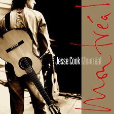JESSE COOK - Montreal (live) [live] - CD - **BRAND NEW/STILL SEALED** - RARE #36