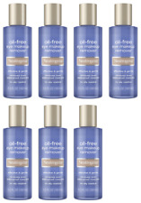 7 x Neutrogena Oil-Free Liquid Eye Makeup Remover 5.5 oz (=38.5 total) (7 pack)