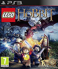 6LEGO THE HOBBIT - PS3 GAME - BRAND NEW SEALED - WITH EXCLUSIVE ARMOUR PACK CODE