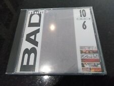 "BAD COMPANY ""10 FROM 6"" CD REISSUE, NEW & SEALED"