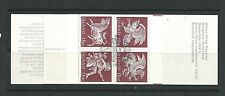 Used Booklet Iceland Stamps