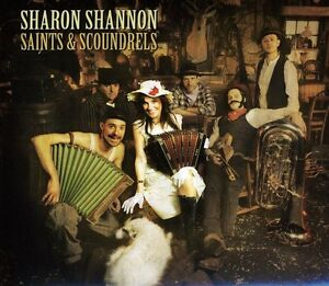 Sharon Shannon - Saints and Scoundrels [New CD]