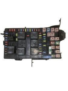 03 04 FORD F250 6.0L DIESEL INSIDE FUSE BOX JUNCTION BOX ASSY OEM 3C3T14A067ED