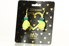 NEW AnUNe- For You Silstones Earrings No 107, 1 Pair, Silicone Jewelry, women