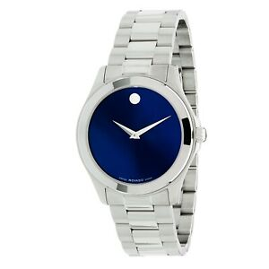 Movado 0606116 Men's Junior Sport Blue Quartz Watch
