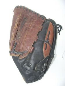 "Wilson Demarini Ultimate Softball Glove 13 3/4"" A2620 US 6 ""Monsta Web"" PreOwned"