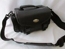 VANGUARD Leather Camera Bag Vintage Durable Camcorder Photography Lot #26