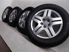 4x Kompletträder VW Golf4 Bora New Beetle Avus2 195/65 R15 91H Ganzjahresreifen