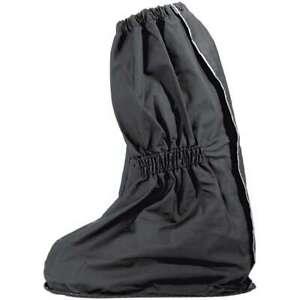 Held 8740 Waterproof Motorcycle Motorbike Over Boots - Black