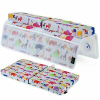 "Baby Bath Kneeler & Elbow Rest Pad Set 1.5"" Memory Foam Pad XL Pockets&Storage"