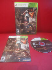 Dragon's Dogma (Microsoft Xbox 360, 2012) COMPLETE Excellent condition