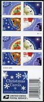 "United States 2016: ""Christmas Carols"" booklet of twenty forever  stamps mint"