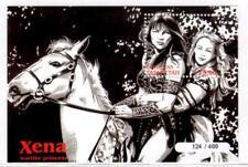 XENA -TATARSTAN 25.00 COLLECTOR UNCIRCULATED UNCUT STAMP COMIC ART COVER #124