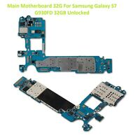 Motherboard Logic Board For Samsung Galaxy S7 G930FD(Dual Sim Card)32GB Unlocked