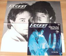"BOGART - When The Sun Goes Down  (RCA 1984 / 12""-MAXI + POSTER / NEAR MINT)"