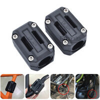 25mm Motorcycle Engine Protection Guard Bumper Dec Block For BMW R1200GS LC ADV